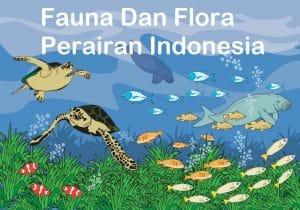 flora dan fauna air