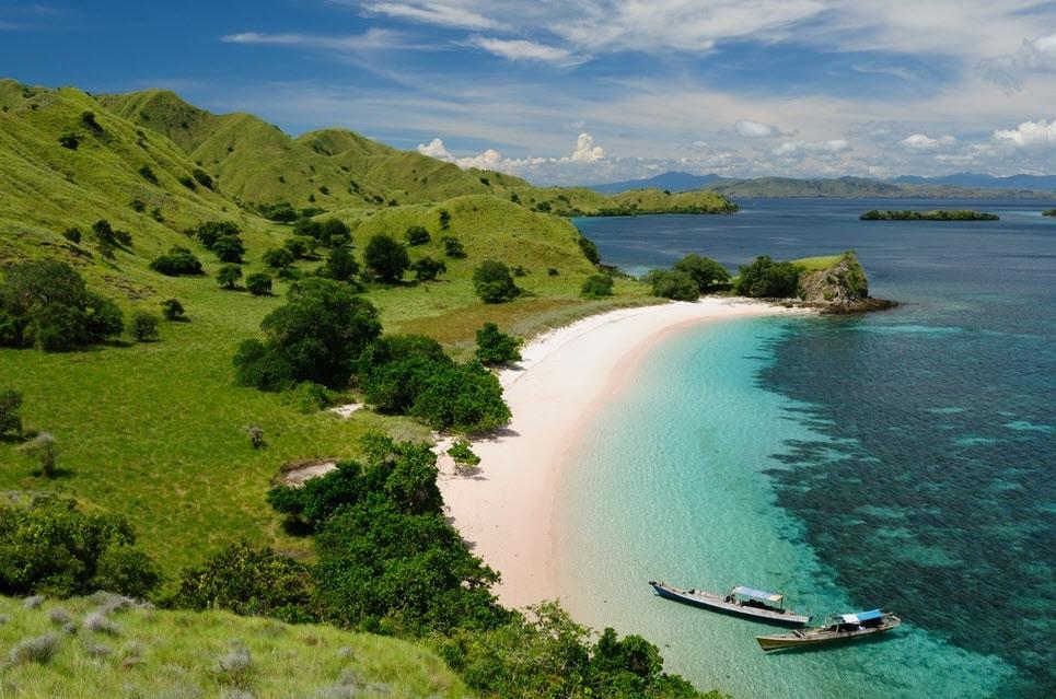 pulau cantik komodo
