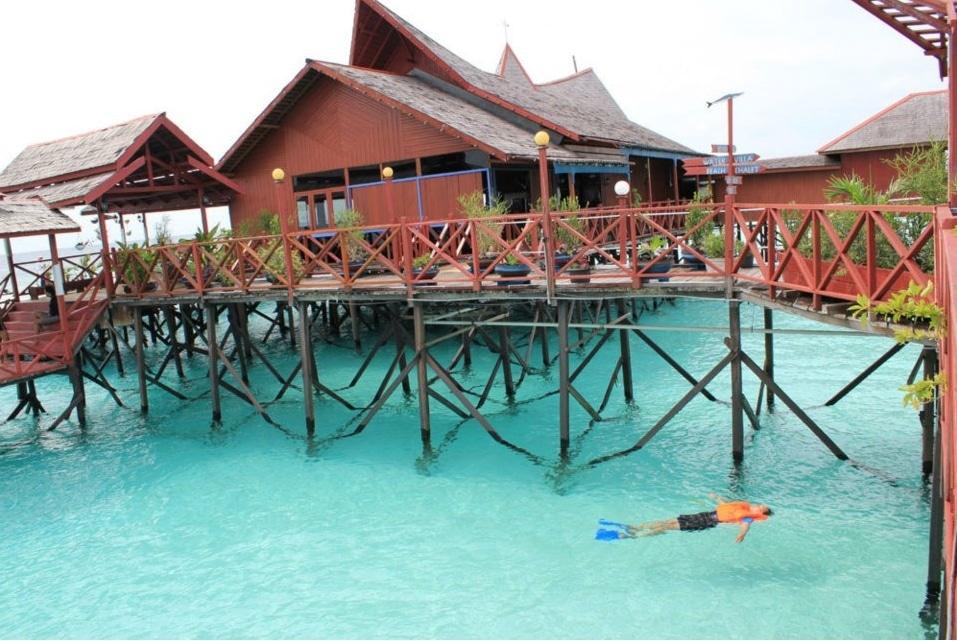 spot snorkling pulau derawa