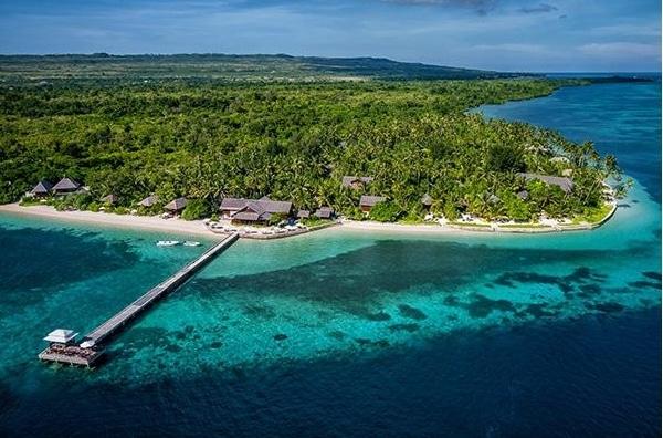 wakatobi island