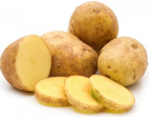 umbi kentang