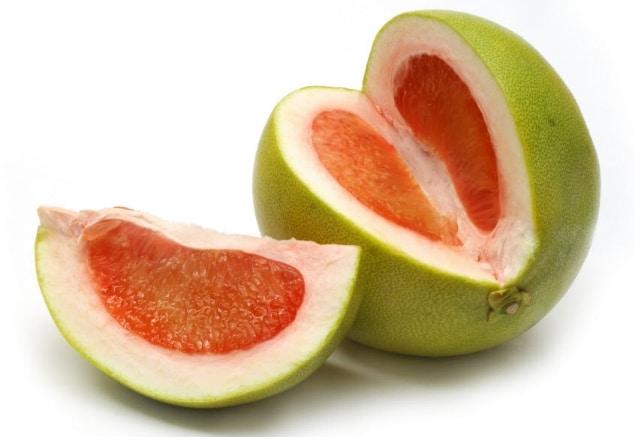 Jeruk Bali atau Pomelo