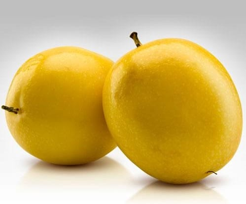 markisa kuning (yellow granadilla)
