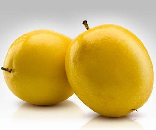 markisa kuning (yellow granadilla)